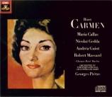 BIZET - Prêtre - Carmen, opéra comique WD.31
