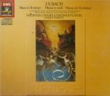 BACH - Parrott - Messe en si mineur, pour solistes, chœur et orchestre B