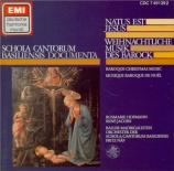 Natus est Jesus. Weihnachtliche Musik des Barock