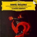 RAVEL - Abbado - Boléro, ballet pour orchestre en do majeur