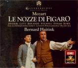 MOZART - Haitink - Le nozze di Figaro (Les noces de Figaro), opéra bouff