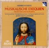 SCHÜTZ - Gardiner - Musikalische Exequien (Obsèques musicales) op.7 SWV