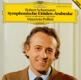 SCHUMANN - Pollini - Arabeske, pour piano en do majeur op.18