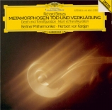 STRAUSS - Karajan - Metamorphosen, étude pour vingt-trois cordes solo AV