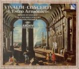VIVALDI - Pinnock - Estro armonico (L') op.3