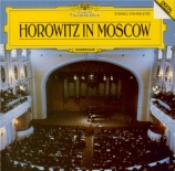 Horowitz à Moscou