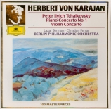TCHAIKOVSKY - Berman - Concerto pour piano n°1 en si bémol mineur op.23