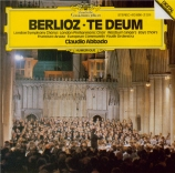 BERLIOZ - Abbado - Te Deum op.22