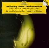 TCHAIKOVSKY - Karajan - Sérénade pour orchestre à cordes en ut majeur op