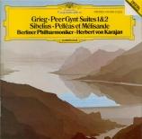 GRIEG - Karajan - Peer Gynt : suite n°1 op.46