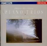 DEBUSSY - Rouvier - Trio avec piano en sol majeur L.3