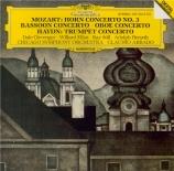 MOZART - Abbado - Concerto pour cor et orchestre n°3 en mi bémol majeur