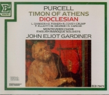 PURCELL - Gardiner - Timon of Athens, semi-opéra Z.632