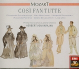 MOZART - Karajan - Cosi fan tutte (Ainsi font-elles toutes), opéra bouff