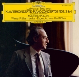 BEETHOVEN - Pollini - Concerto pour piano n°2 en si bémol majeur op.19