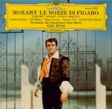 MOZART - Böhm - Noces de Figaro (Les) K.492 : extraits