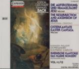 BACH - Max - Auferstehung und Himmelfahrt Jesu, oratorio Wq.240 (H.777)