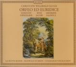 GLUCK - Kuijken - Orfeo ed Euridice (version italienne)