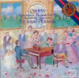 CHOPIN - Perahia - Barcarolle pour piano en fa dièse majeur op.60