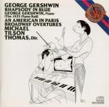 GERSHWIN - Tilson Thomas - Rhapsody in blue