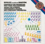 BARTOK - Boulez - Concerto pour orchestre Sz.116 BB.123