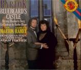 BARTOK - Fischer - Le château de Barbe-Bleue, opéra op.11 Sz.48