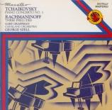 TCHAIKOVSKY - Szell - Concerto pour piano n°1 en si bémol mineur op.23