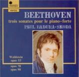 BEETHOVEN - Badura-Skoda - Sonate pour piano n°21 op.53 'Waldstein'