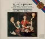 BACH - Rilling - Passion selon St Marc