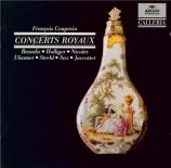 COUPERIN - Brandis - Concerts royaux : premier concert
