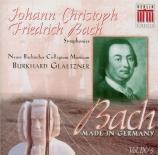 BACH - Glaetzner - Symphonie Wfv 1 - 10