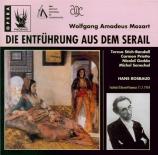 MOZART - Rosbaud - Die Entführung aus dem Serail (L'enlèvement au sérail Live Aix en Provence 11 - 07 - 1954