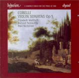 CORELLI - Wallfisch - Sonate pour violon op.5 n°7