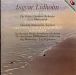 LIDHOLM - Maksymiuk - Music for strings