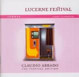 Lucerne Festival 2003