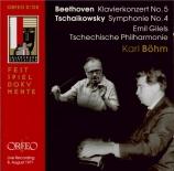 BEETHOVEN - Gilels - Concerto pour piano n°5 en mi bémol majeur op.73 'L