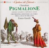 CHERUBINI - Gerelli - Pigmalione (Live Milano, 1 - 3 - 1955) Live Milano, 1 - 3 - 1955