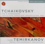 TCHAIKOVSKY - Temirkanov - Symphonies (intégrale)