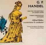 HAENDEL - Deller - Ode for the Birthday of Queen Anne HWV74
