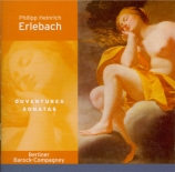 ERLEBACH - Berliner Barock - Ouvertüren-Suite n°5