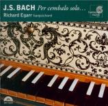 BACH - Egarr - Concerto pour clavier BWV 973 (d'après Vivaldi)