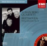 BEETHOVEN - Alban Berg Quar - Six quatuors à cordes op.18