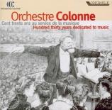 Orchestre Colonne : 130 ans au service de la musique