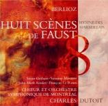 BERLIOZ - Graham - Huit scènes de Faust op.1