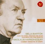 BARTOK - Harnoncourt - Musique pour cordes, percussions et celesta Sz.10