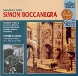 VERDI - Panizza - Simon Boccanegra, opéra en trois actes Live MET 21 - 01 - 1939