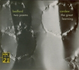 CARDEW - Franz - The great learning