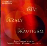 DURUFLE - Bezaly - Prélude, récitatif et variations pour flûte, alto et
