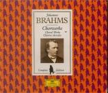 BRAHMS - Jena - Ave Maria, motet pour chœur de femmes avec orchestre ou