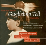 ROSSINI - Bonisolli - Guillaume Tell : extraits (live Genève 14 - 9 - 79) live Genève 14 - 9 - 79